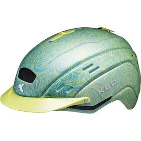 KED Cocon Helmet Green